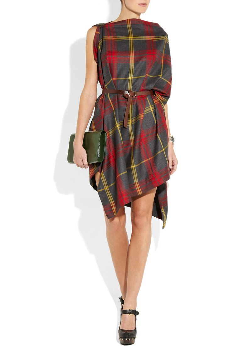 Vivienne Westwood Anglomania Rectangle tartan wool dress MY GOOOOOD I want it so much.: Wool Dresses, Anglomania Rectangle Tartan, Anglomania My Favorite Dresses, Vivienne Westwood, Westwood Anglomania, Tartan Wool, Personalized Style, Anglomania Myfavoritedress, Anglomania Tartan Dresses