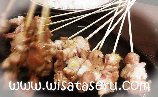 mutton satay #indonesianlanguage #wisatakuliner #purwokerto