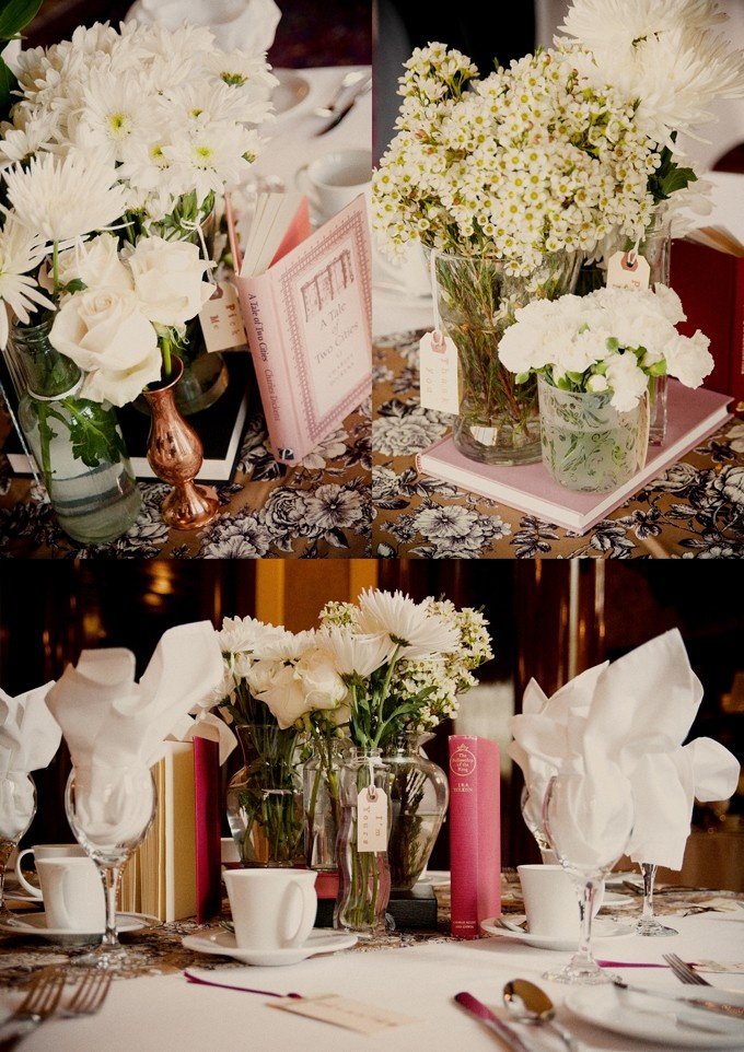 28 best yyc weddings images on pinterest calgary wedding lougheed house wedding vintage center pieces junglespirit Images