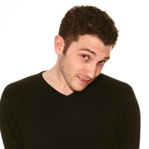 Jon Richardson, Nidiot,  at the Ipswich Regent Theatre on Monday October 6 2014.