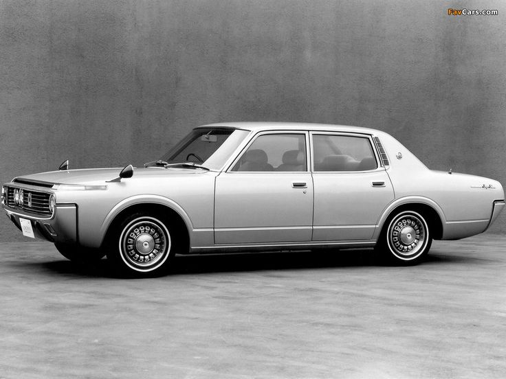 Toyota Crown (S60,S70) 1971–74 images (1024 x 768)