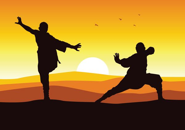 How Kung Fu Masters Build Discipline (You May Be Surprised) - (By the way, when I talk about Kung Fu masters, I'm also referring to Tai Chi masters.  Tai Chi is one of the many styles of Kung Fu that I have learned.  It's also my favorite.)