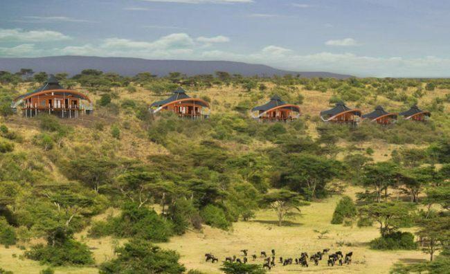 El campamento de lujo en Kenia Mahali Mzuri de Sir Richard Branson se inaugura este verano