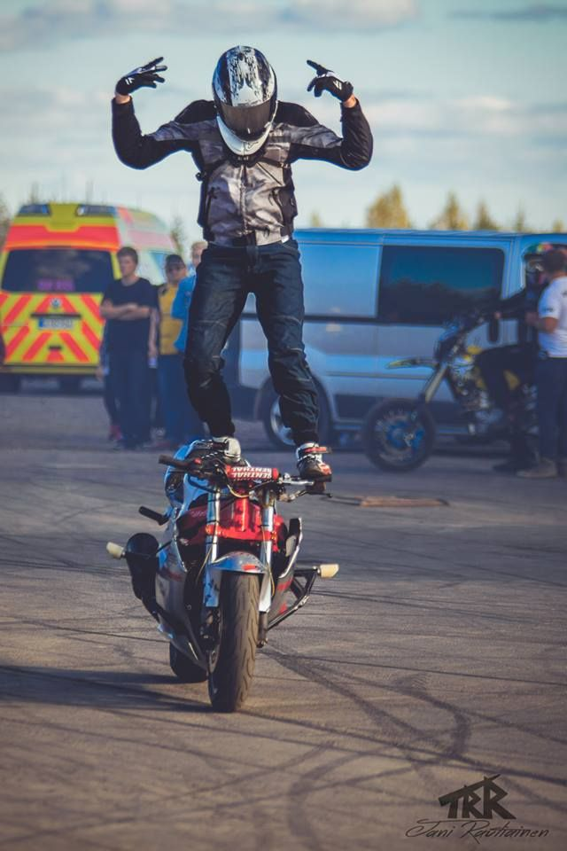 Mayhem! Photo: Jani Rautiainen / TRR
