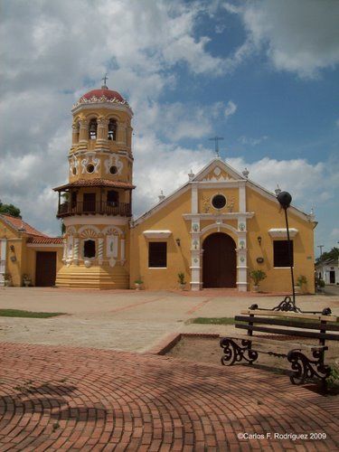 Historic Centre of Santa Cruz de Mompox, Colombia
