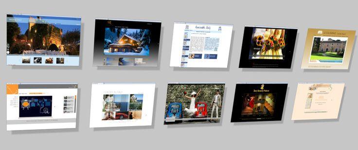 Creazione siti web a Firenze - Portfolio http://www.webmasters-italy.com/web-design-portfolio.html