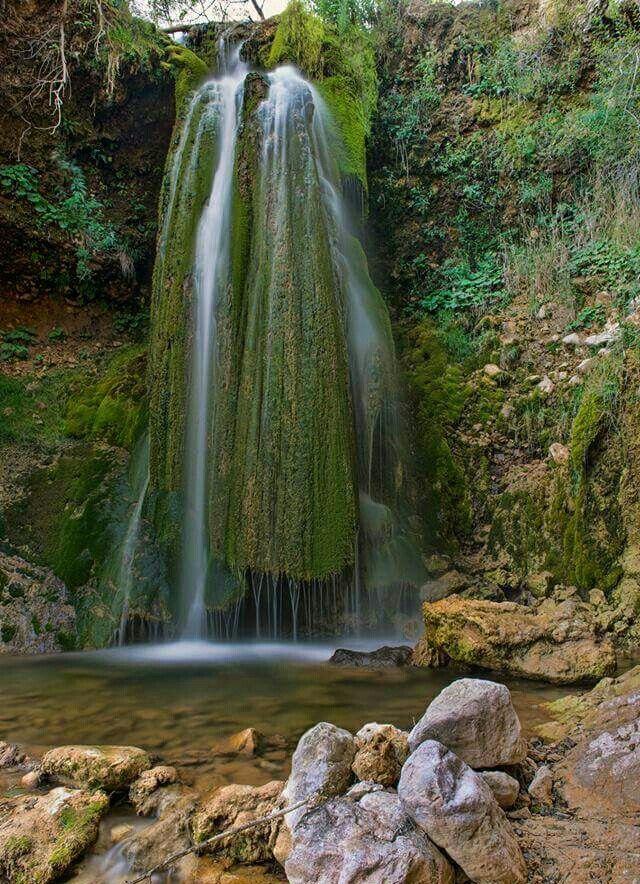 Moceriş Waterfall