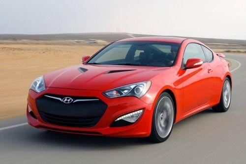 Hyundai Genesis Coupé (2014)