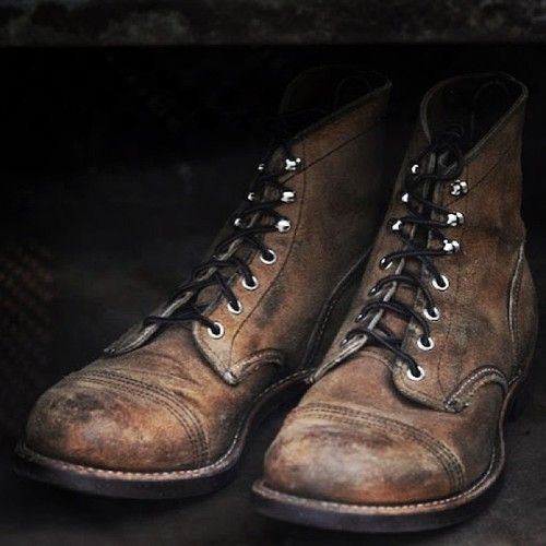 Relatively 109 best Red Wing Iron Ranger images on Pinterest | Red wing iron  CR96