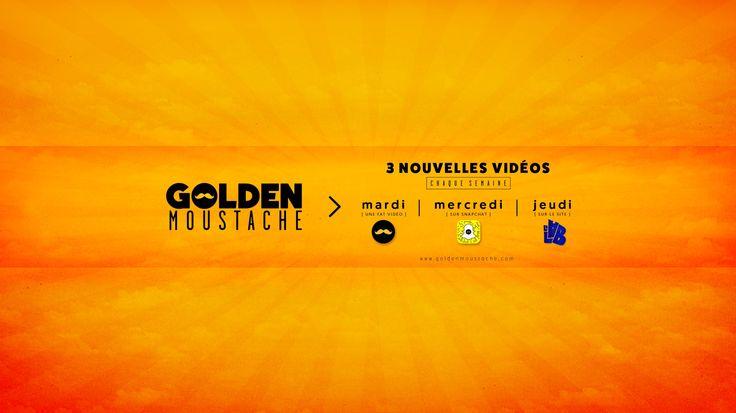 PAS DE PANIQUE. Vous êtes sur Internet. La chaîne Youtube du GOLDEN MOUSTACHE est unique au monde. Elle ne dégage que 137 kg de CO2 par vidéo, ce qui est rel...