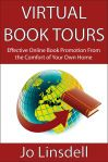 Victoria Adams reviews Virtual Book Tours: Effective Online Book Promotion From the Comfort of Your Own Home by Jo LInsdell
