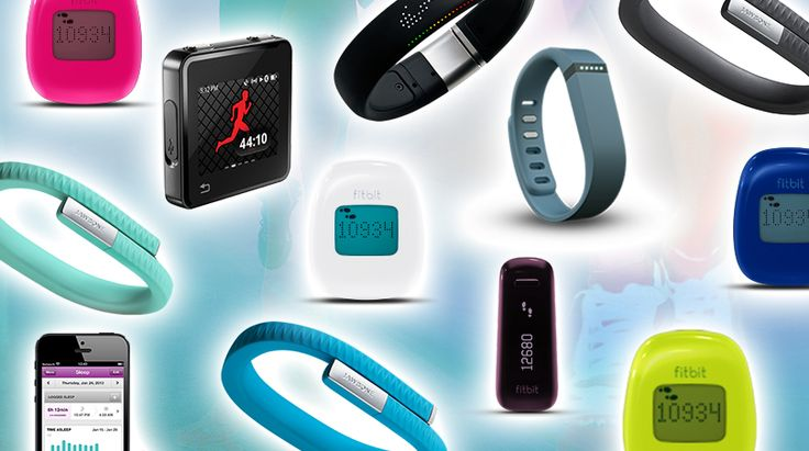The Best Activity Trackers for Fitness....I've been wanting something like this for a while...decisions, decisions