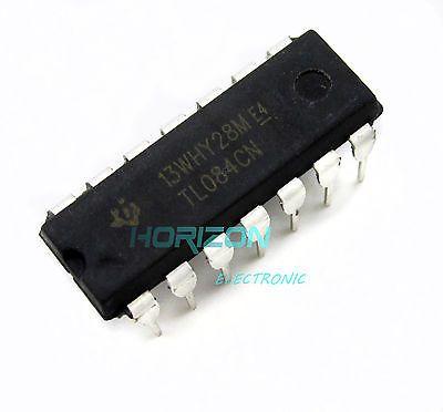 >> Click to Buy << 50Pcs TL084CN TL084 DIP-14 Quad JFET-Input Op Amp IC NEW #Affiliate