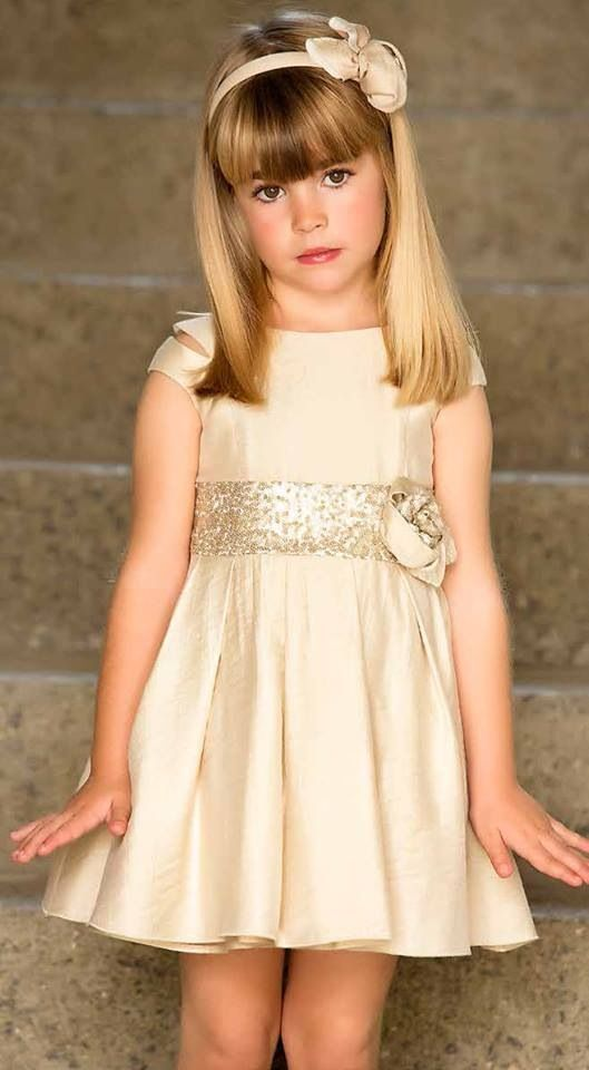 vestido moda kids pinterest couture pour b b robe fillette et pour b b. Black Bedroom Furniture Sets. Home Design Ideas