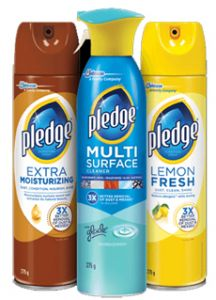 2 New Pledge Furniture Care Product Coupons on http://hunt4freebies.com/coupons