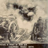 Boer Gun Vaalkranz Tugela Natal