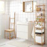 Koupelny - Umyvadlové skříňky, Úložné prostory do koupelny a více - IKEA