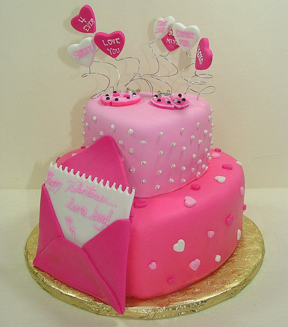 175 best Valentine day images on Pinterest | Heart cakes, Petit ...