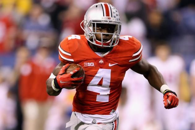 Grading Ohio State's 2014 Recruiting Class 1 Year Later - RB Curtis Samuel