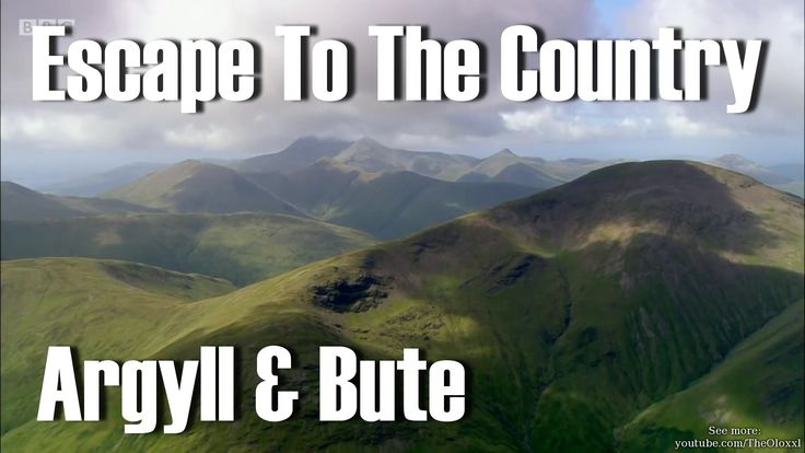 Escape to the Country  - Argyll & Bute [Series 16:  20] 45 minute version