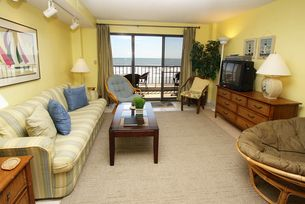 Myrtle Beach Vacation Rentals | SEA MARSH I 402 | Myrtle Beach - Cherry Grove