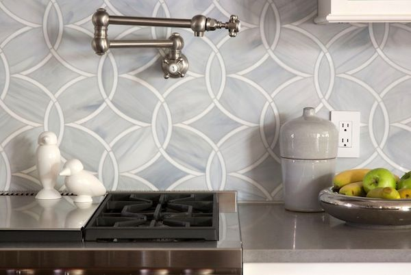 kitchen backsplash designer Choosing a Kitchen Backsplash to Fit Your Design Style