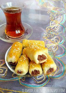 à la mode de chez nous: Ливанская кухня