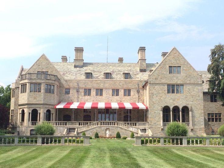Mansion Foyer University : Bellarmine hall an english manor style mansion at