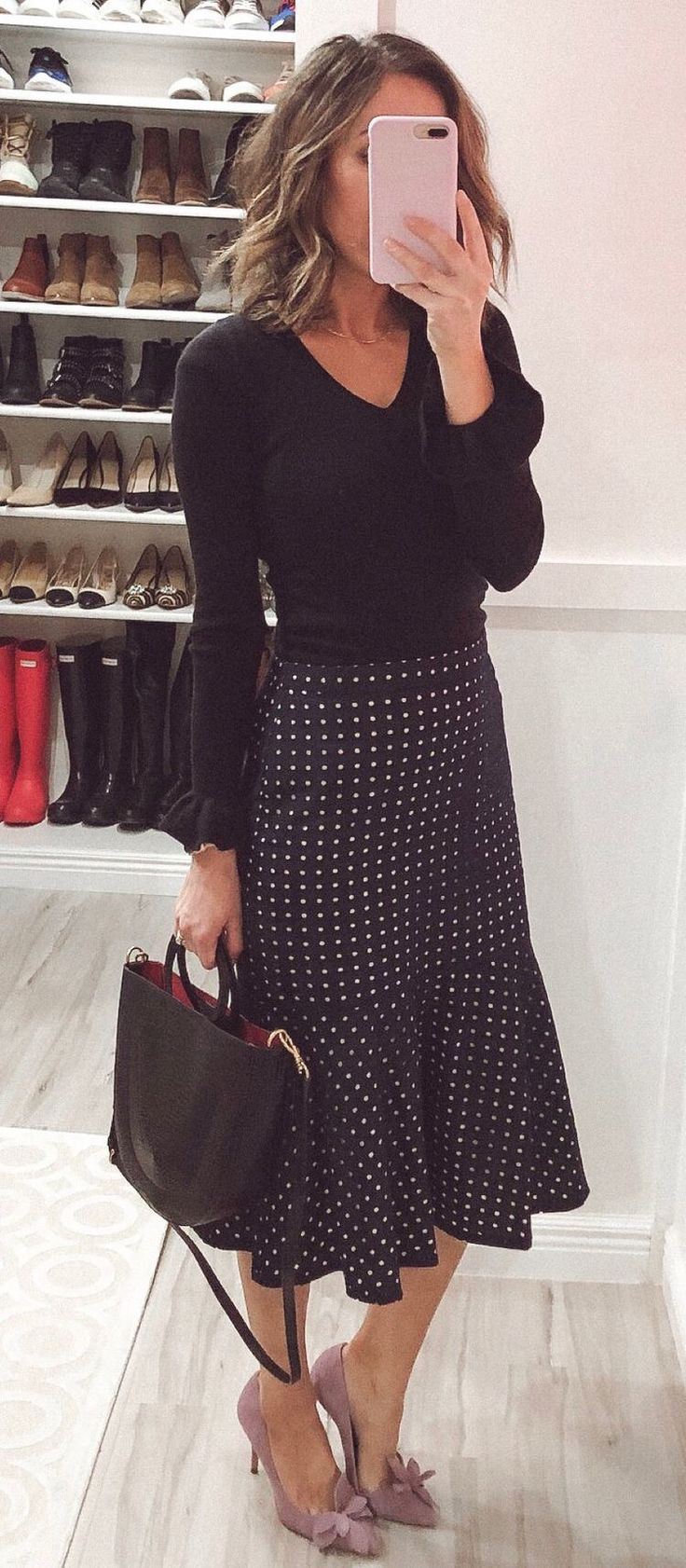 Classy Black Outfits