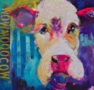 Wow Moo Cow http://www.paulajonesart.com/