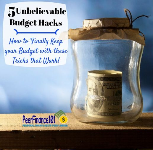 how to get a budget to work efficiently
