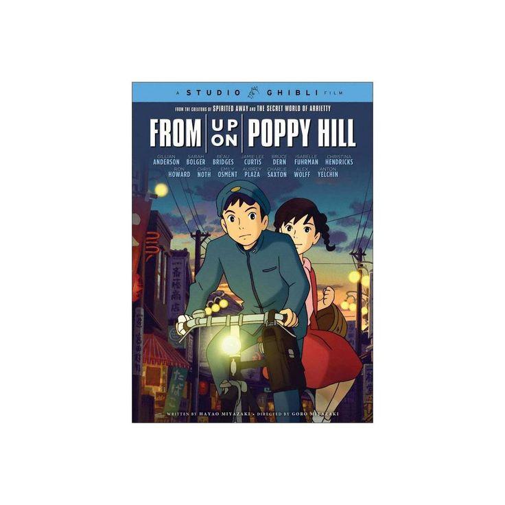 DVD: From Up on Poppy Hill, Gorô Miyazaki. Good Cond.: Beau Bridges, Chris Noth,