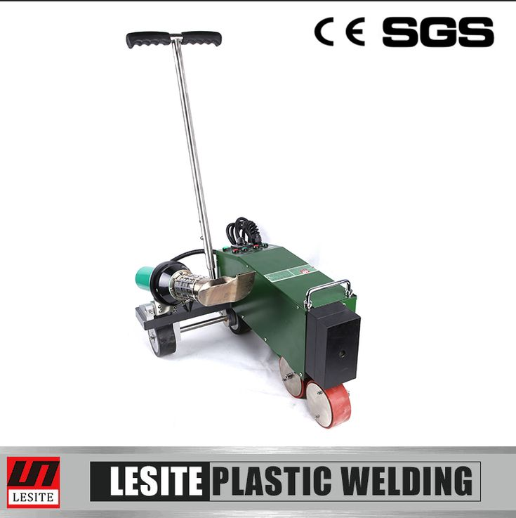 CE approved Lesite LST-WP1 PVC geomembrane sheet welder for welding PVC roofing materials