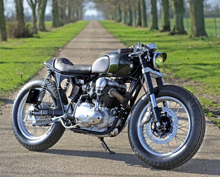 "OLD EMPIRE MOTORCYCLES ""MERLIN"" 