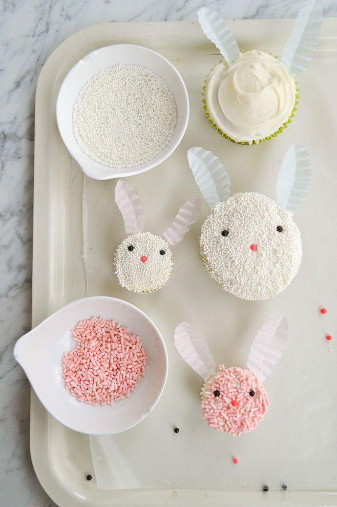 Ostern Cupcake Dekoration Der Kinder Für Kinder #cupcake #dekoration #kinder #o…