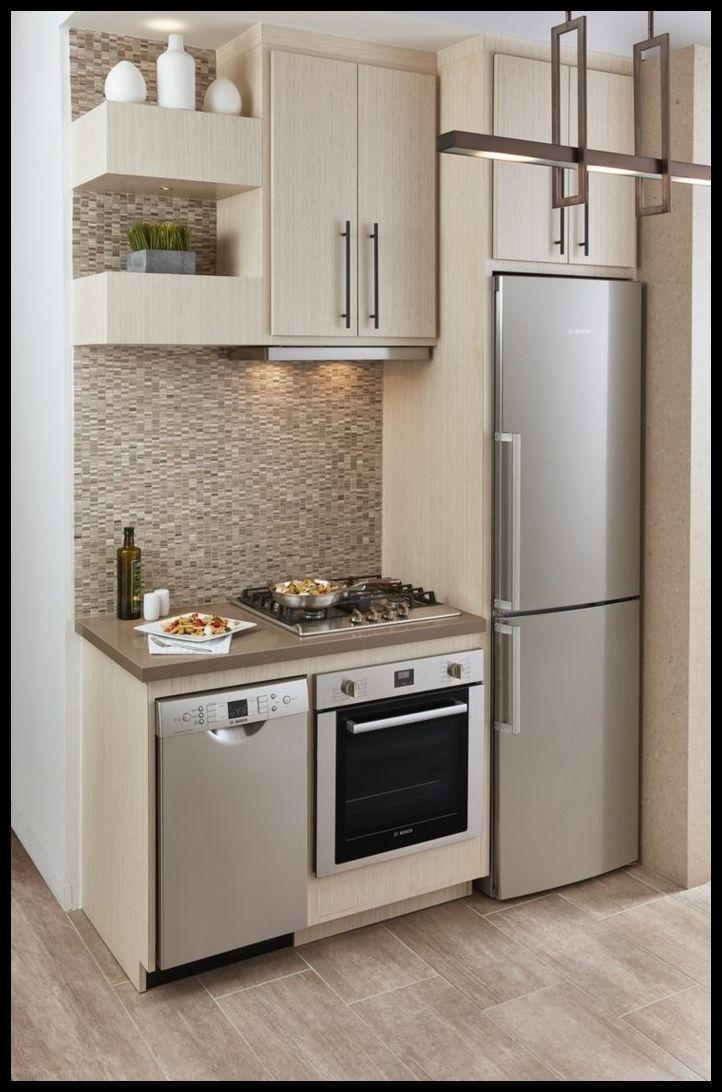 Singleküchen   Eine modische und kompakte Lösung für das ...