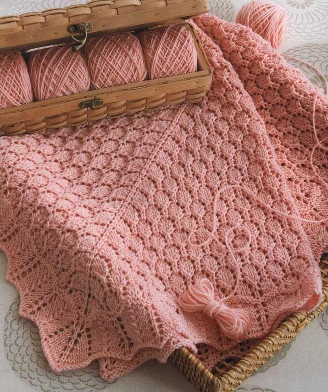 Gridwork Knitting Pattern : 297 best KNIT THROWS TO KEEP WARM images on Pinterest Free pattern, Warm an...