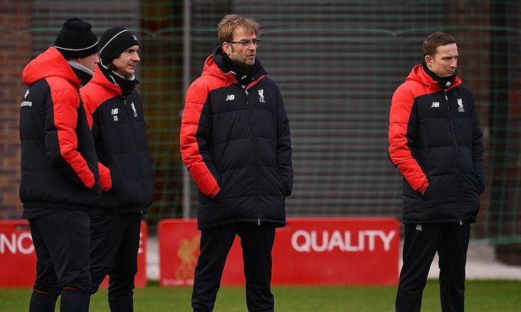 Klopp academy - Liverpool FC