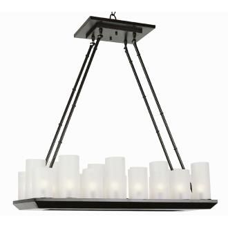 Trans Globe Lighting 9958 Eighteen Light Chandelier Restoration Hardware  Knock Off Candle Chandelier
