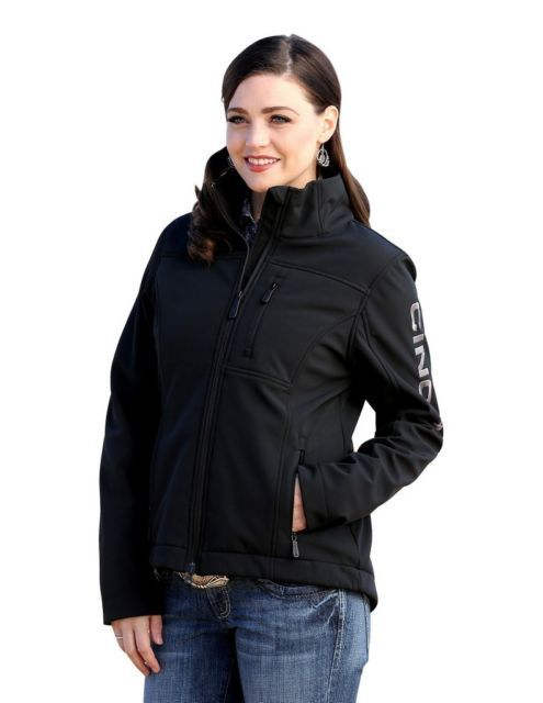 New CINCH Jeans women's bonded concealed carry jacket is windproof, water-resistant and tactically enhanced. Style: MAJ9866002 Now Available at Billy's Western Wear!!
