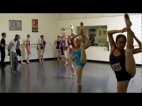 ▶ Across The Floor at V and T Dance - YouTube