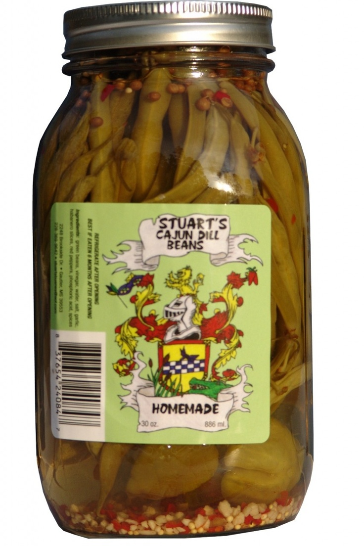 Image 1  Stuart's Cajun Dill Mix.....  FAB-U-LOUS ! Great as is or add to your Bloody Mary !!!!!