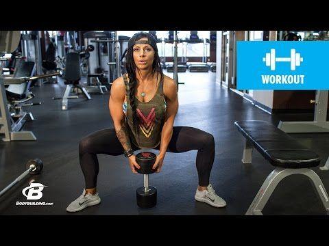 Ashley Horner's Stronger-Legs Workout - Bodybuilding.com