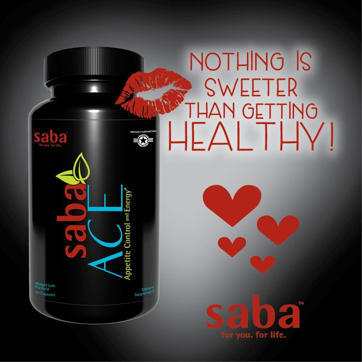 Great Valentines Day Gift!!    Order your SABA ACE starter kit here for just $59 +tax/shipping: acehealthwealth.sababuilder.com/go/bus-ace (1 60ct Bottle and 7 2ct trial packs $74 retail value)   Refer 3 & yours is FREE...($20/Referral)