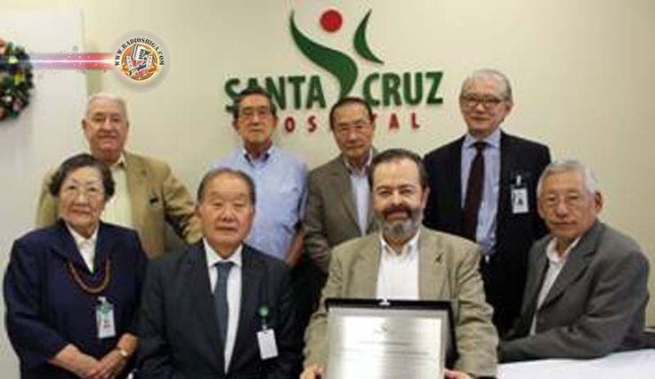 Hospital Santa Cruz homenageia a Fundação Kunito Miyasaka. Em novembro, o Hospital Santa Cruz de São Paulo realizou uma cerimônia para homenagear...