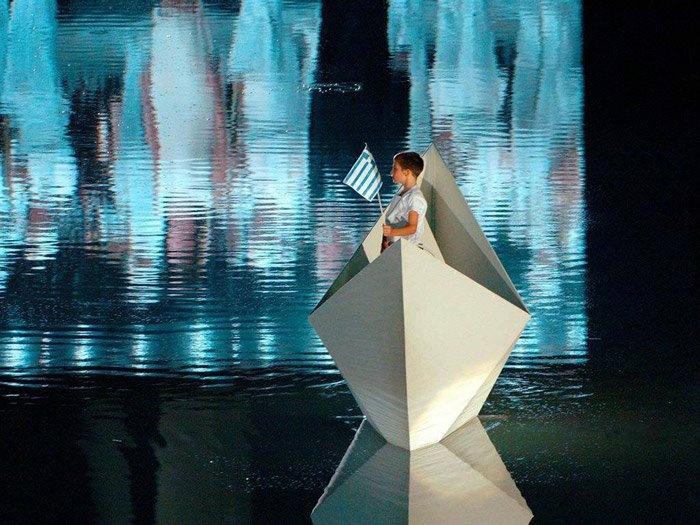 Καθώς ετοιμαζόμαστε για την τελετή έναρξης της 30ης Ολυμπιάδας του Λονδίνου, ας θυμηθούμε κάτι από τη δική μας ξεχωριστή βραδιά του 2004... Yahoo! Ελλάδας