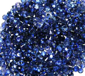 """Lose yourself in luxury! Yogo Sapphires are only found in Montana and there is just one mine in operation. The Montana Yogo Sapphire is the only North American gem included in the Crown Jewels of England. Discover one of our """"rare gem"""" job opportunities at http://www.ehospitalhire.com/Career-Opportunities.php."""