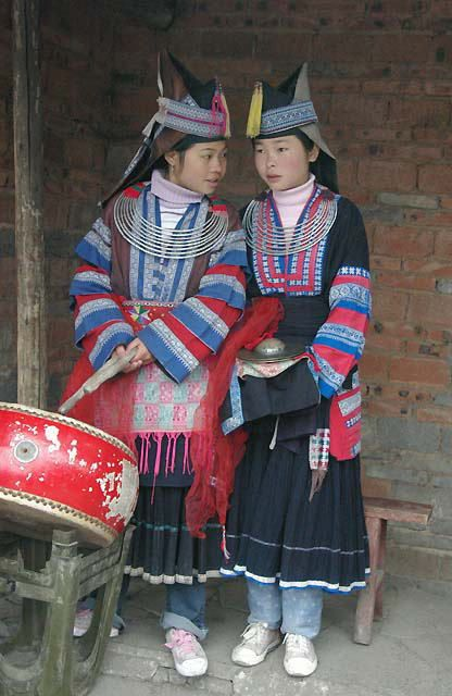 羊昌型 (尖尖ミャオ)清鎮市