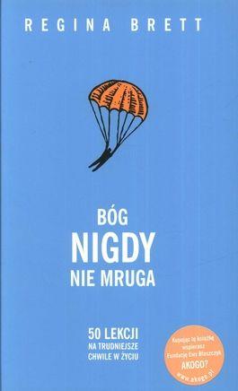 Bóg nigdy nie mruga - jedynie 24,00zł w matras.pl