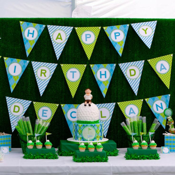 134 best golf themed party images on Pinterest Golf outing Golf